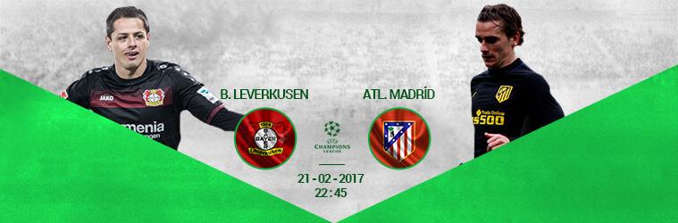 Bayer Leverkusen – Atletico Madrid
