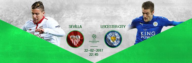 Sevilla – Leicester City