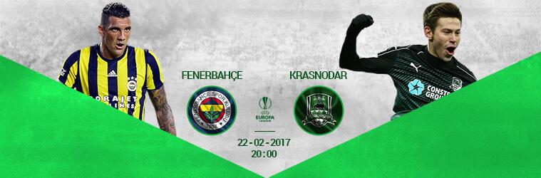 Fenerbahce - Krasnodar