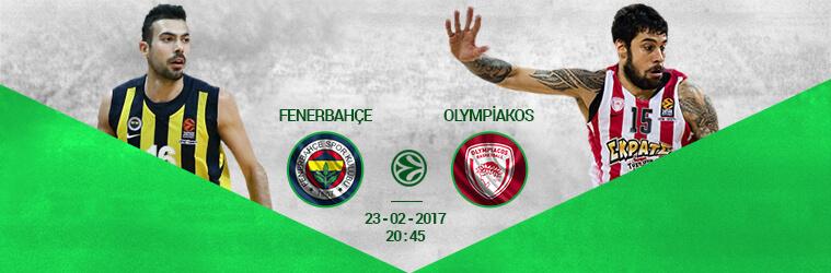 Fenerbahce - Olympiakos