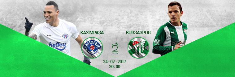 Kasimpasa- Bursaspor