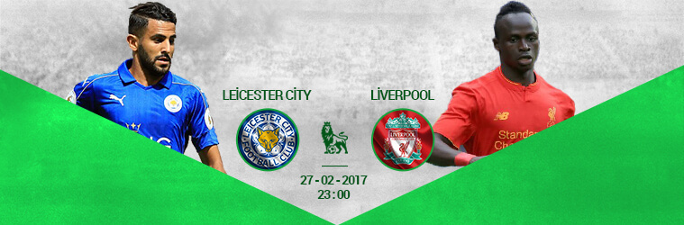 Leicester City - Liverpool