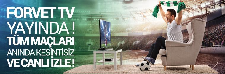 Forvet Tv