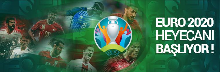 EURO 2020 Elemeler